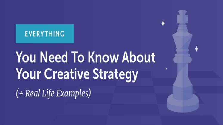 Photo of Creative in Support of Strategy