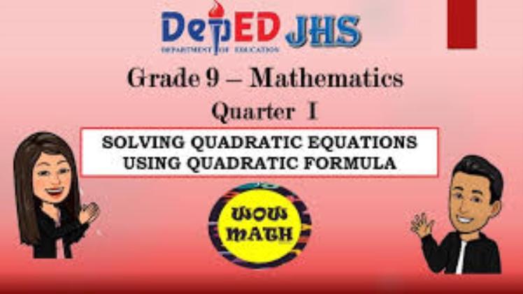 Photo of Figuring Out the Quadratic Formula