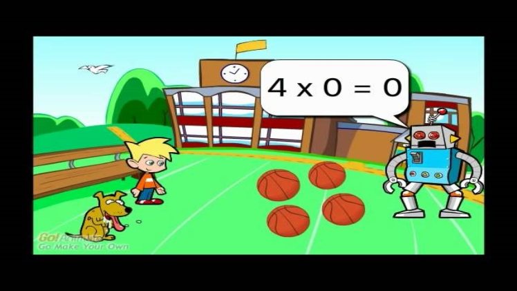 Photo of Zeroing in on the multiplication property of zero