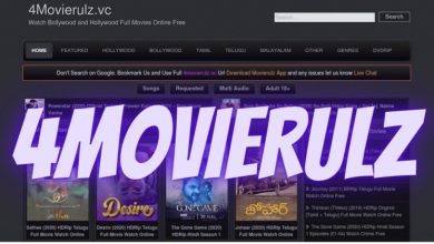 Photo of 4Moviesrulz | Download Latest & Popular Movies Free & Easily from 4Moviesrulz Website